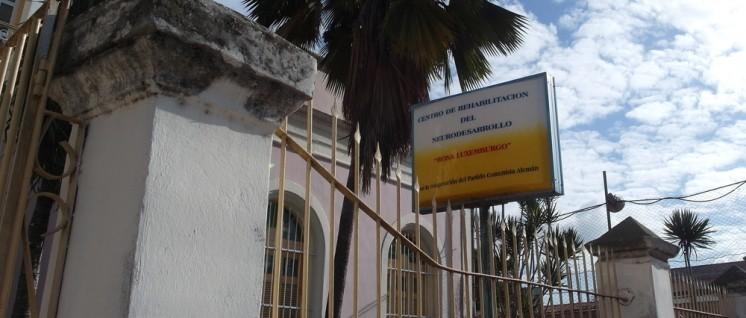 Die Rosa-Luxemburg-Klinik ist ein Solidaritätsprojekt der DKP (Foto: Ulrich Peetzen)