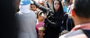 Flüchtlinge in Mazedonien … (Foto: Dragan Tatic / Bundesministerium für Europa, Integration und Äusseres/wikimedia.org/CC BY 2.0/Arbeitsbesuch_Mazedonien_(775/20704988638_bd7d224b74_h.jpg))
