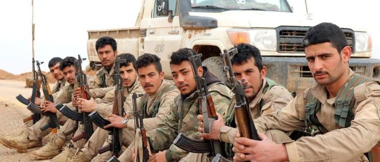 Kurdische Kämpfer in Rojava (Foto: Kurdishstruggle)