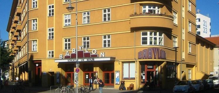 Das Kino Babylon in Berlin (Foto: ommons.wikimedia.org/Andreas Praefcke)
