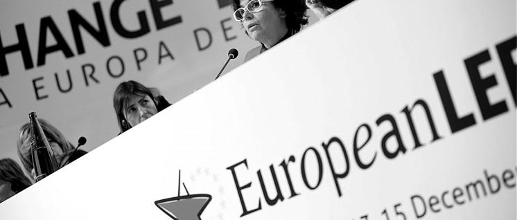 Die Debatten für die DKP-Mitglieder transparent machen: ELP-Parteitag 2013. (Foto: Europäische Linkspartei)