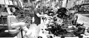 Rückgrat der IG Metall sind die Großbetriebe. (Foto: Volkswagen AG)