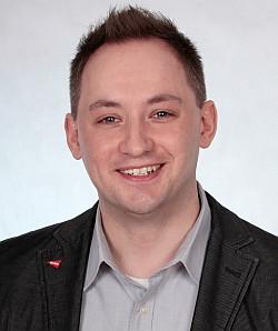 Sascha H. Wagner ist Landesgeschäftsführer der Linkspartei in Nordrhein-Westfalen.
