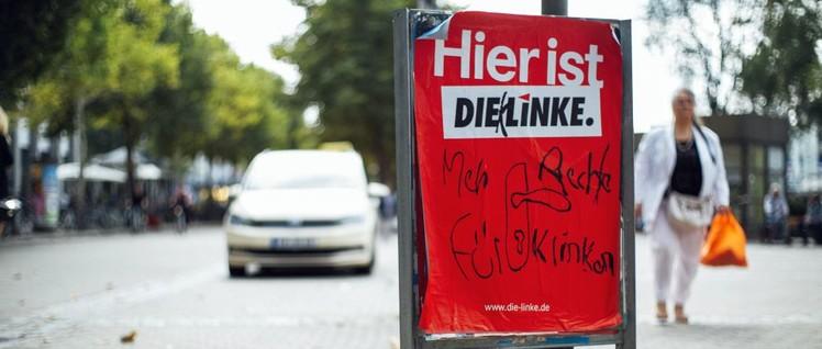 """Sahra Wagenknecht: """"Dramatische Niederlage"""" (Foto: [url=https://www.flickr.com/photos/markusspiske/42935761540]Markus Spiske[/url])"""