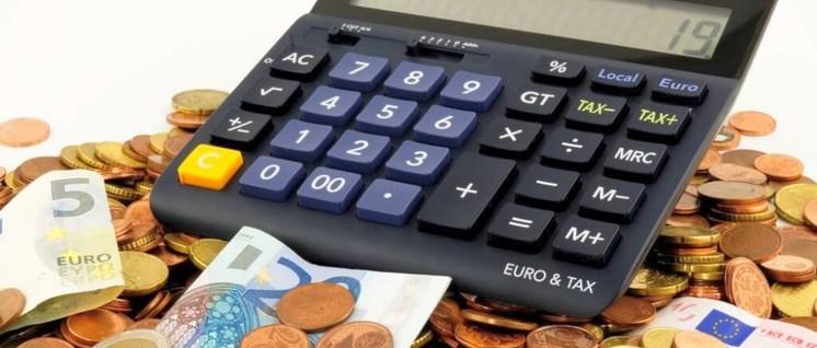 Für Schäuble reicht mittlerweile der Taschenrechner (Foto: CCO Public Domain)