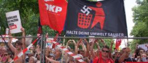 Protest gegen die AfD in Berlin  (Foto: Gabriele Senft)