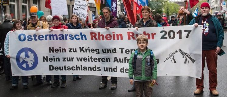 Ostermarsch Rheinland (Foto: redpicture)