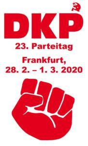 23. Parteitag der DKP