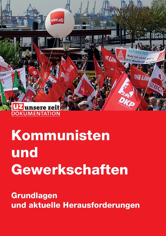 Kommunisten und Gewerkschaften