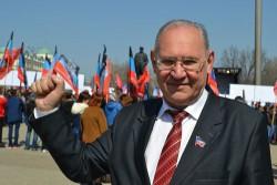 Boris A. Litwinow, KP der Donezker Volksrepublik