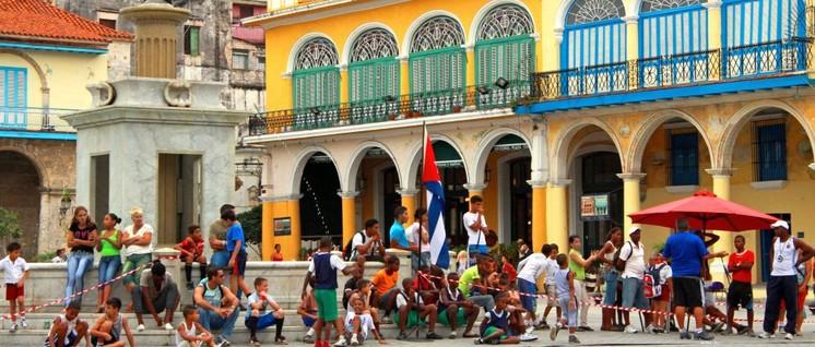 Blockade hin oder her – Kuba bereitet sich auf den 500. Geburtstag Havannas vor (Foto: Guillaume Baviere / Lizenz: CC BY 2.0)