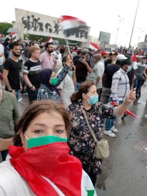 Die Proteste sind organisierter und stärker als vor einem Jahr.