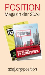 POSITION - Das Magazin der SDAJ