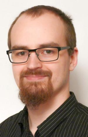"""Vincent Cziesla (DKP) sitzt für die Partei """"Die Linke"""" im Rat der nordrhein-westfälischen Stadt Neuss."""