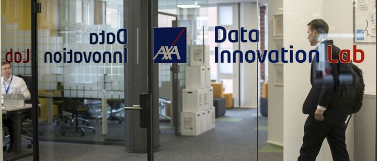 Arbeiten in einem Glaspalast: das AXA-Data-Innovation-Lab in Köln                          (Foto: AXA)