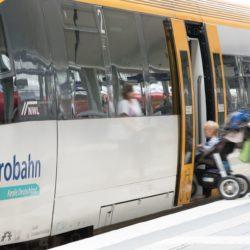 Privatbahn mit Personalmangel