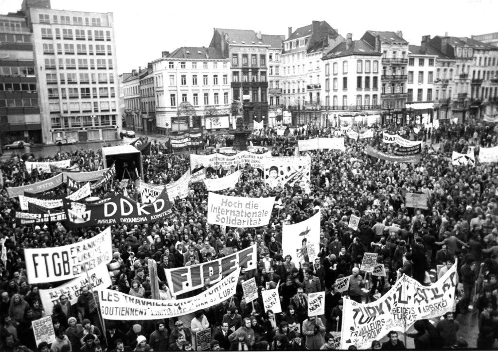 490801a Brüssel