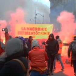 Macron provoziert den Aufstand