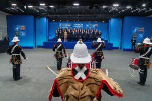 NATO Treffen gegen China