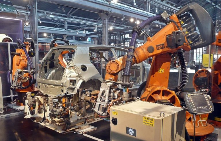 Auto Roboter