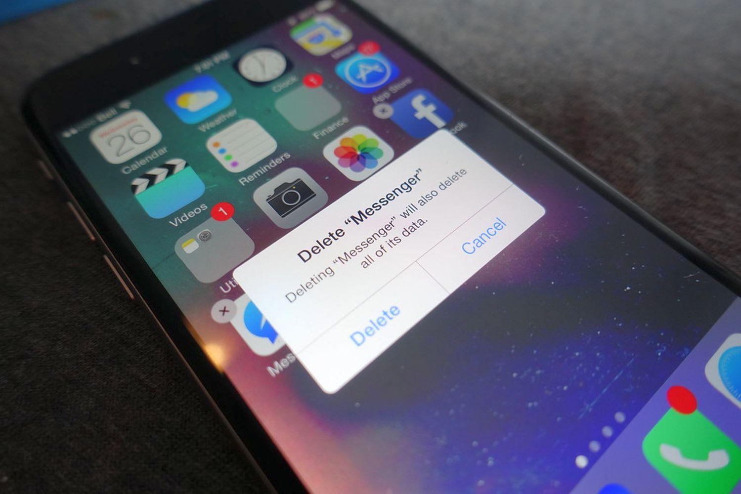 Datenlöschung am Handy– das kriegt selbst von der Leyen hin.