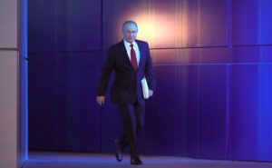 Kündigte tiefgreifende Veränderungen an: Russlands Präsident Wladimir Putin.