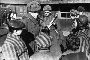 Die letzten Tage des Konzentrationslagers Auschwitz