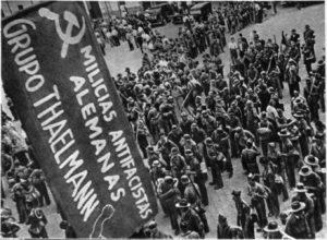 Während in der Bundesrepublik alte Nazis zu neuen Ehren kamen, wurde das MfS der DDR von Antifaschisten aufgebaut. Viele von ihnen waren vormalige Kämpfer der Internationalen Brigaden.