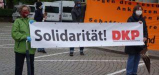 Für solidarische Krisenlösungen – Gegen Hetze und Corona-Ignoranz