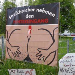 Streik bei Voith Sonthofen beendet