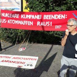 DKP-Aktionstage zum 75. Jahrestag der Atombombenabwürfe