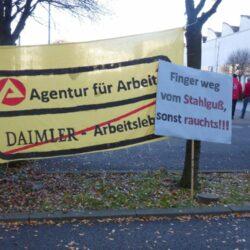 Daimler will kürzen