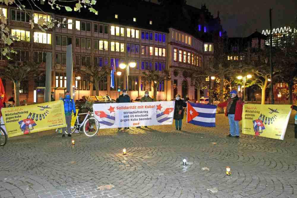 Tags der Menschenrechte - Frankfurt