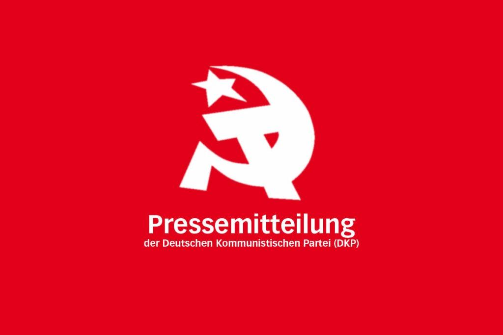 DKP droht kaltes Parteiverbot