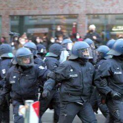 Hochpolitischer Mob