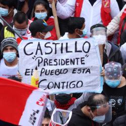 Neuer Wind für Peru