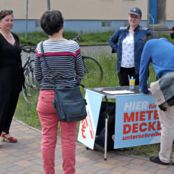 Potsdam will Mietenstopp