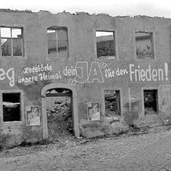 Krieg und Faschismus den Boden entzogen
