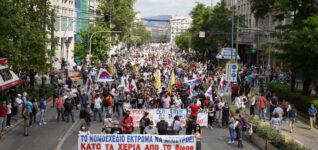 Solidarität mit den Streikenden in Griechenland!