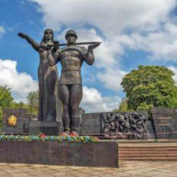 Denkmäler der Befreiung der Ukraine