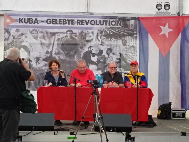 Kubas auf dem UZ Pressefest