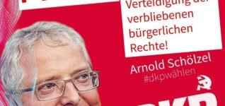 Vorgestellt: Arnold Schölzel