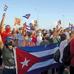 Kuba wehrt sich– wir sind solidarisch