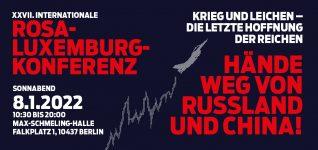 Krieg und Leichen – die letzte Hoffnung der Reichen: Hände weg von Russland und China!